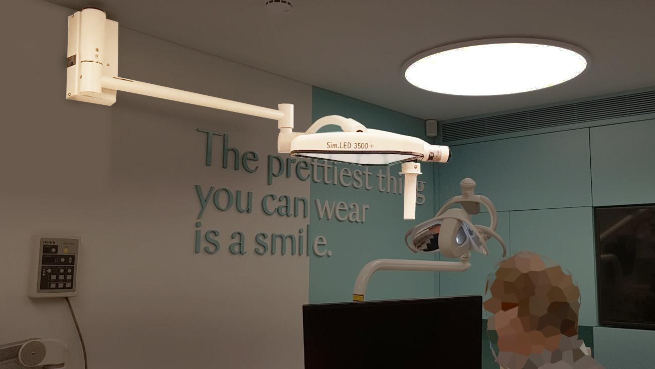 מנורת טיפולים Sim.Led3500