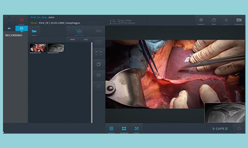 תיעוד פעילות רפואית בחדר ניתוח