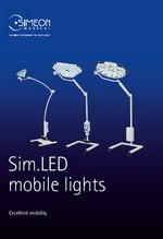 קטלוג מנורות ניידות עם סוללות